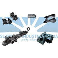 AUTOMOTIVE RUBBERS PARTS AND FITTINGS
