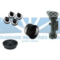 KITCHEN APPLIANCES PLASTIC PARTS