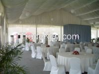 dining tent marquee style