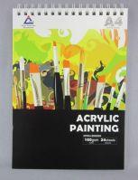 Artist paper material (Book/Pad)