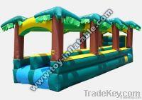 Water game slide