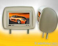 7''  TFT LED AV Headrest
