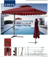 Promotional Multi-color garden umbrella