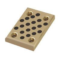 Bronze wear plate,OIlless slide plate,Oiles slide guide pad