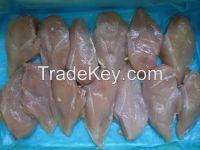 Halal Frozen Chicken Breast , Skinless Boneless Chicken Breast Fillet