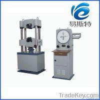 WE-B universal tensile material  testing machine
