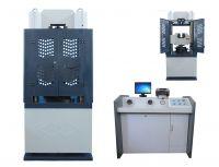WEW series universal  tensile testing machine