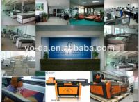 YUEDA Artwork printer,flatbed uv aluminium artware printer,hot sale large format flatbed digital inkjet handiwork printer