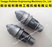 Conical Bits B47K22HF, Foundation Drilling Tools, Piling Tools, Construction Tools, Cutting Tools, Auger Bits