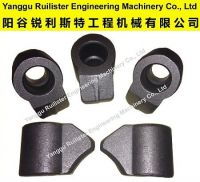 Bullet Teeth Holder B43H, Piling Tools, Foundation Drilling Tools, Conical Bits, Round Shank Chisel Bits