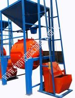 Cashew steaming machine & bucket elevator