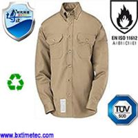 long-sleeved Flame Resistant Cool Cotton Shirts
