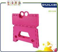 New Design Big Plastic Folding Stools