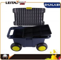 Plastic waterproof toolbox