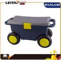 Plastic waterproof toolbox