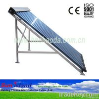Factory Sale Antifreezing Pressurized Heat Pipe Solar Collector