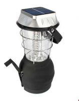 Solar Camping Lantern (Emergency Light)