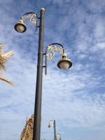 Street Lighting Column (Lighting And Lamp Ploes)