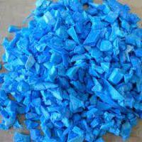 HDPE Flakes/ HDPE Milk Bottle Scrap/HDPE Blue Drum Scrap for sale