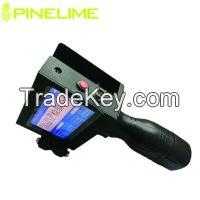 high definition display screen with remanufactured hp45 black ink cartridge portable handheld inkjet printer ink jet hand