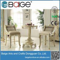 Hot sale antique American style luxury coffee table