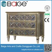 Good quality antique wooden cabinet wooden chest