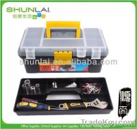 Hot sale multifunction plastic storage tool box/plastic waterproof tool box