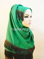 Th138/The twelve/Stylish Design Hijab/Niquab/Abaya/Scarf/Muffler