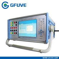 THREE PHASE SECONDARY CURRENT INJECTION TEST SET