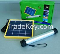 New portable multipurpose rechargeable solar led emergency light