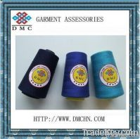 Factory supply spun polyester sewing thread polyest thread polyester s