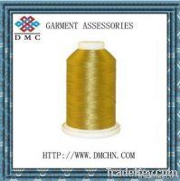 metallic embroidery thread / metallic thread / metallic wire
