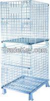 supermarket storage cage, Wire Mesh Storage Cages