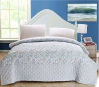 100% cotton quilt with competitive price