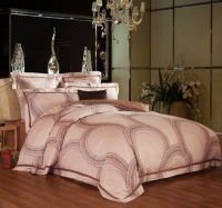 Six pieces bedding sets (MeiShiLan)