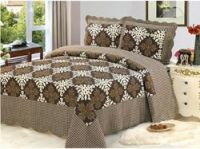 Six pieces bedding sets