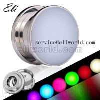 LED Plugs Ear Piercing Jewelry