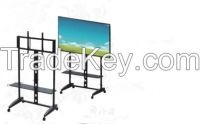 Mobile LCD TV Stand