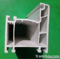 High quality UPVC profiles for window and door used