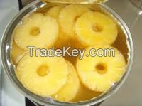 Canned Pineapple sliced in Light Syrup