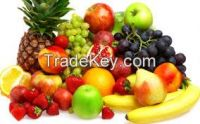 FRESH FRUITS AND BEVERAGES, VEGETABELS