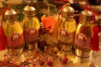 Argan and essentials Massage oils