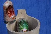 Natural Bath Salt enriched with argan oil