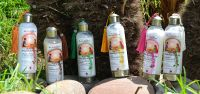 Natural conditioner with argan oil