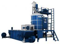 EPS automatic batch pre-expander machine