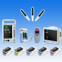"2.4""TFT display fetal monitor"