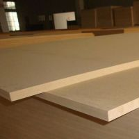 2014 best quality raw mdf with bottom price