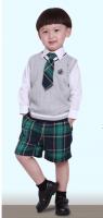 school uniforms, boys suits, girls skirts