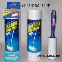 lint roller/sticky mop