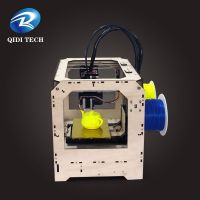 Dual extruder 3D printer machine made in china